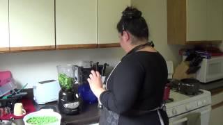 Arroz Con Pollo W Salsa Criolla Pt 1- (peruvian Chicken & Brown Rice W Cilantro Sauce)