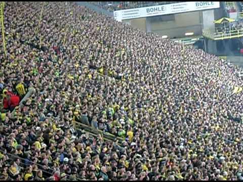 Borussia Dortmund Sud Stand