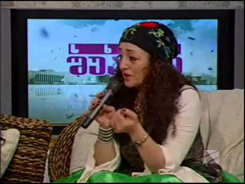 ella and manana (gipsy popuri) TV rustavi 2