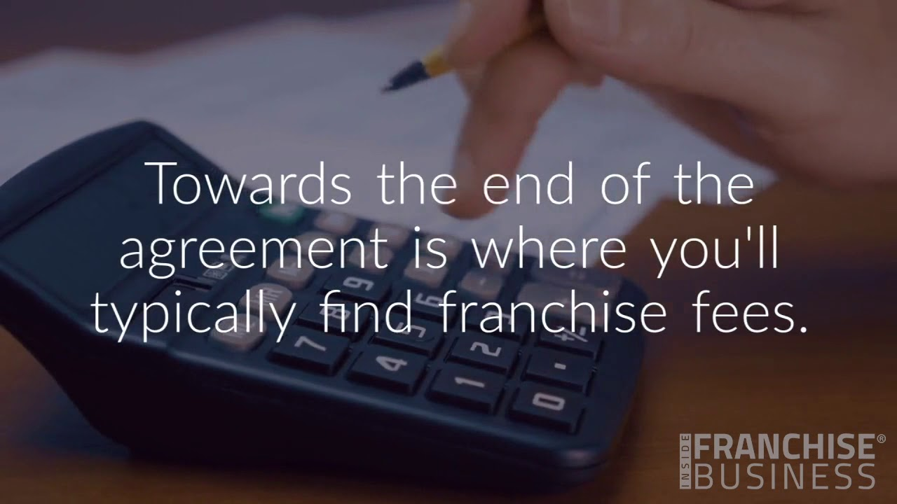 What Is A Franchise Agreement And How Does It Work Youtube