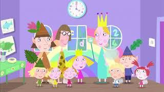Мультфильмы Серия - Маленькое королевство Бена и Холли - Сборник 28- Мультики