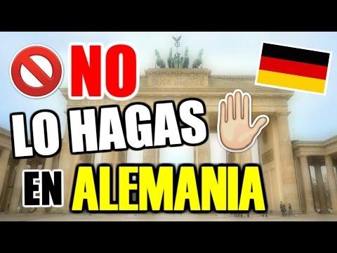 NO LO HAGAS EN ALEMANIA!! | MARIEBELLE TV