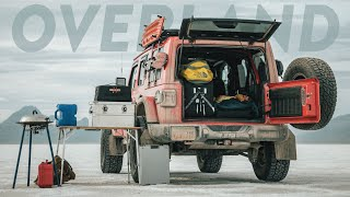 Is The Jeep JL Good For Overland? | My Walk around