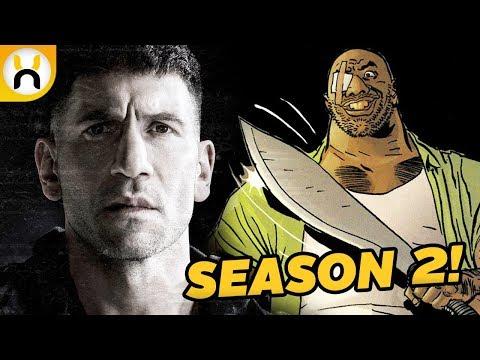 New Villains Teased for The Punisher Season 2