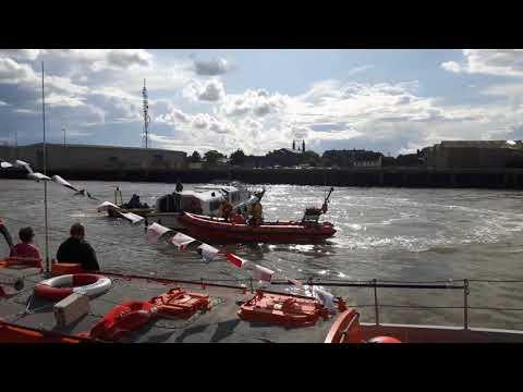 Broads Cruiser Rescue - Gt Yarmouth Maritime Festival 2017