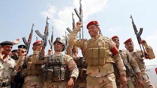 القوات العراقية تعلن تحرير الفلوجة و