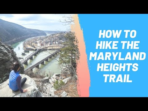 How to Hike the Maryland Heights Trail