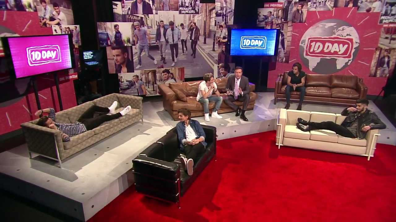One Direction Day: Best Bits (Hour 1)