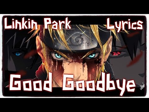 【Nightcore】→ Good Goodbye || Linkin Park ft. Pusha T & Stormzy ✘ Lyrics