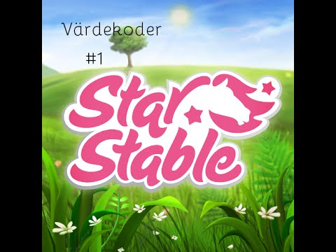 Värdekoder StarStableOnline
