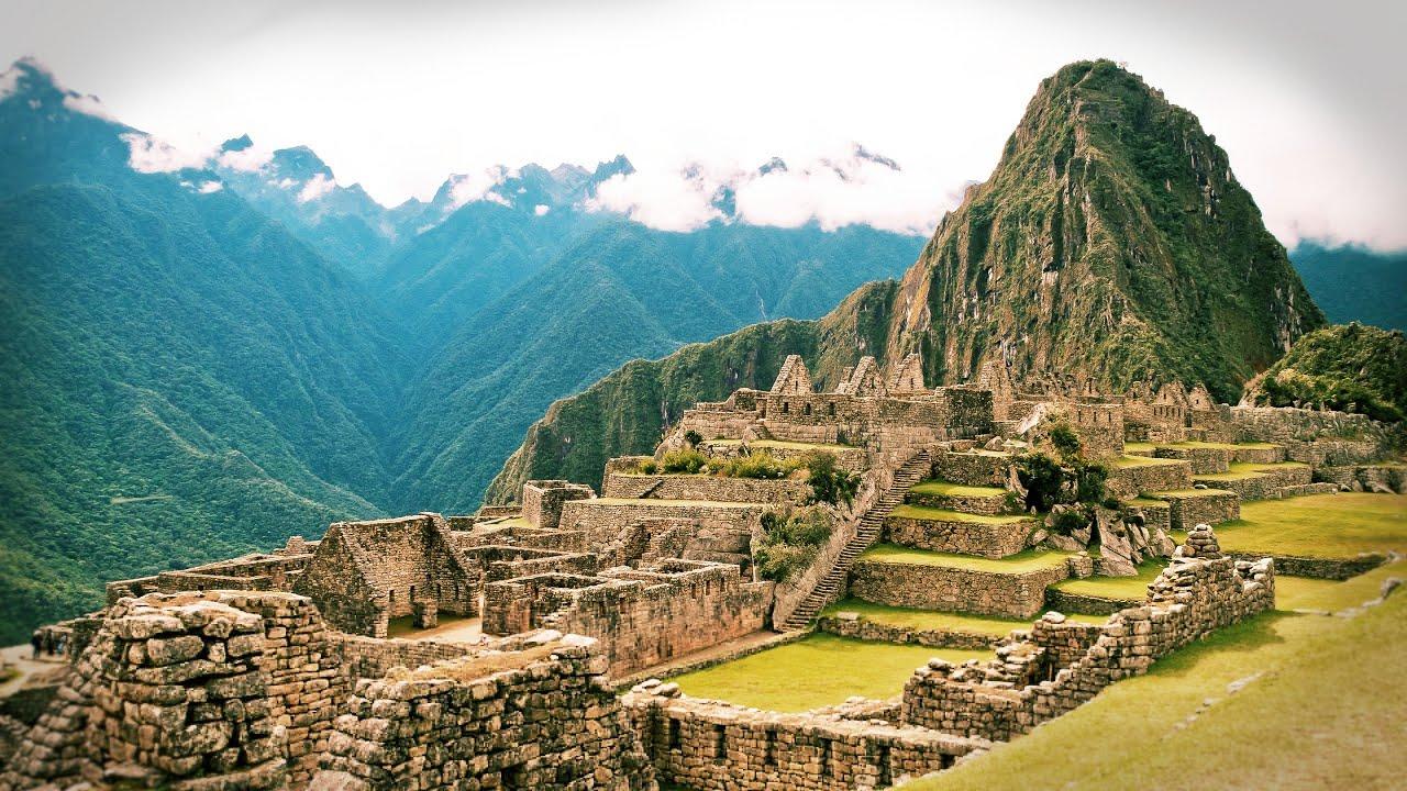 Macchu Picchu Urubamba Peru Youtube