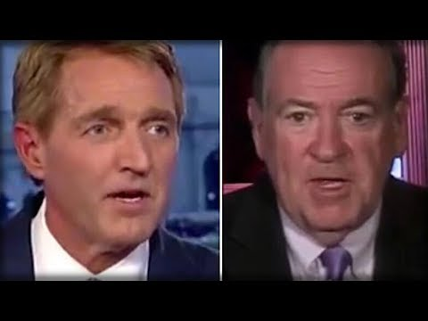 SOUND OFF: HUCKABEE JUST BROUGHT THE SMACK DOWN ON SEN. JEFF FLAKE THAT EVERY RINO NEEDS TO HEAR