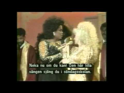 Dolly Parton & Ophera Windfury  - Let it Shine , At the Dolly Parton TV Show 1987 , 720p