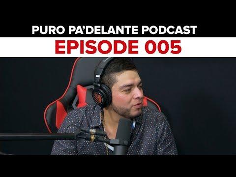 Entrevista con Lenin Ramirez - Puro Pa'DELante Podcast 005 - DEL Records 2018
