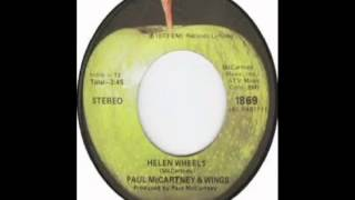 Paul McCartney & Wings - Helen Wheels (1973)