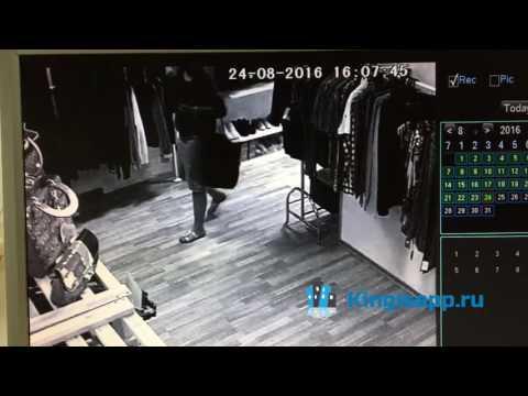 Камера засняла ПОЗОРНЫЙ поступок женщины в Кингисеппе. KINGISEPP.RU