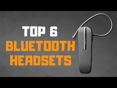 Best Bluetooth Headset In 2019 - Top 6 Bluetooth Headsets Review