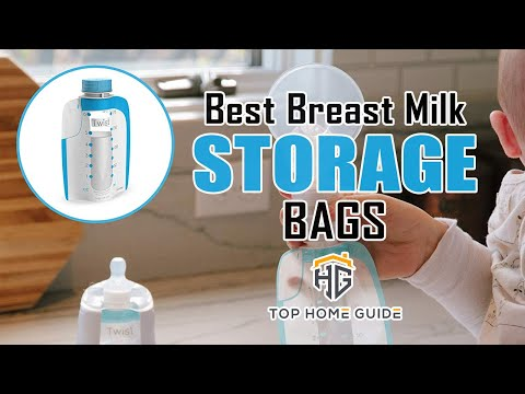 The 9 Best Breast Milk Storage Bags of 2020