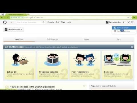 GitHub Scrum (Class Project) - YouTube