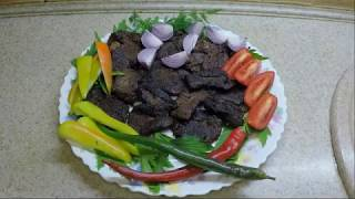 Вкусно готовим мясо медведя Свой рецепт