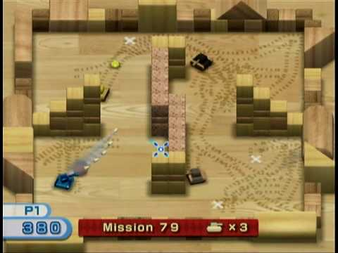 wii play tanks missions 76 80 youtube rh youtube com wii play tanks strategy guide Wii Play DVD