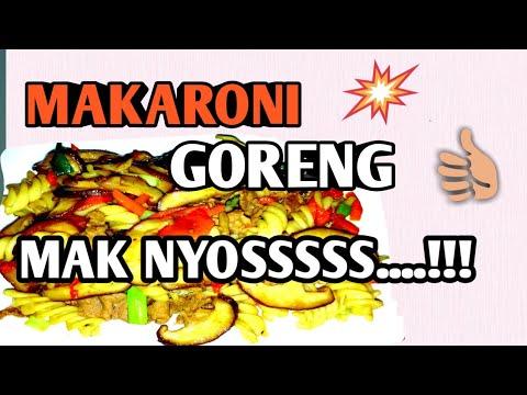resep-makaroni-goreng-saos-tiram-(recipes-of-frying-cooking-machine)