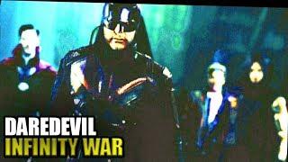¿Daredevil En El Teaser Trailer De Avengers: Infinity war D23?
