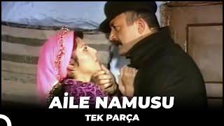 Aile Namusu | Eski Türk Filmi Tek Parça (Restorasyonlu)
