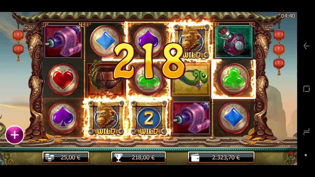 Legend of the Golden Monkey Slots - Play for Free Now