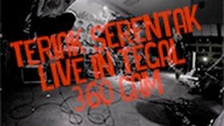Pee Wee Gaskins live in Tegal 360 cam