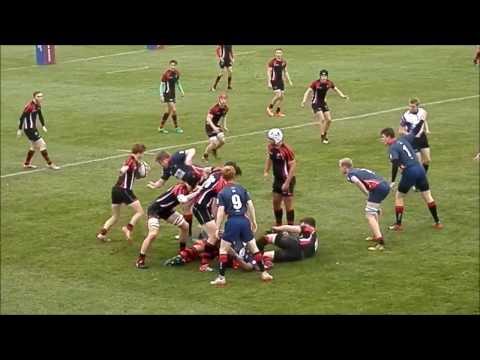 Bucks v Oxfordshire U18's