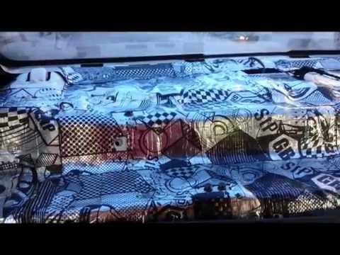 Как снять заднюю полку хендай солярис седан видео