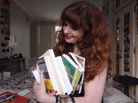 Come-back + [BOOKS] Book Haul Printemps (Salon du Livre, achats, Imaginales...)