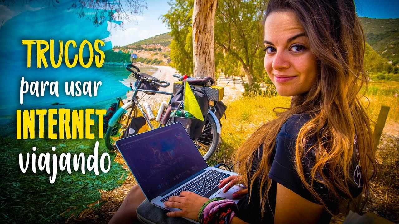 6 TRUCOS para usar internet al viajar a otro país 💻  Wifi, Roaming, VPN y Netflix en el extranjero