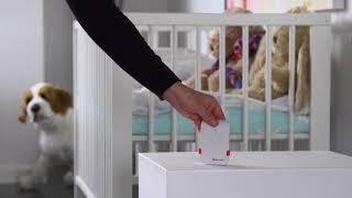 Produktvideo zu Bellman Visit 868 Babysender New Design
