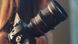 Rokinon 35mm Cine DS Lens (MFT Mount) Worth it in Modern Cinematography? A Review