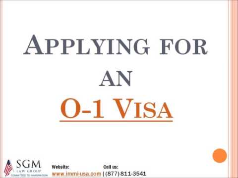 The Complete Guide: O-1 Visa | Application, Extension, and Transfer