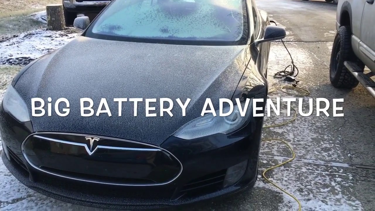 Tesla Battery Ed House And It Works From Start To Finish