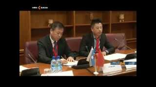 Китай будет тренировать якутских спортсменов