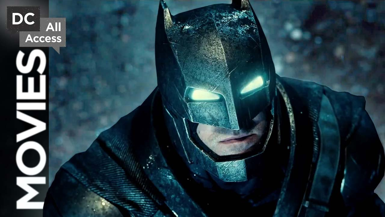 Batman V Superman Dawn Of Justice Teaser Trailer Official YouTube - First teaser trailer dawn of justice