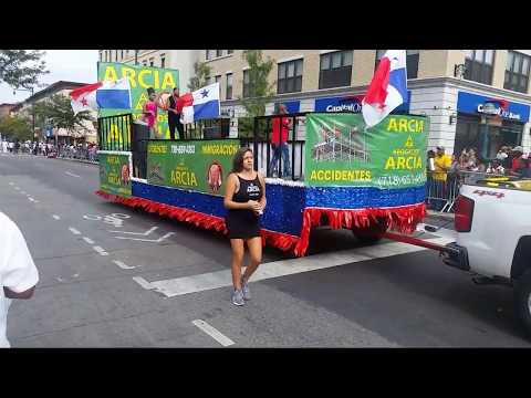Live Streaming: Panamanian Day Parade Brooklyn 2017