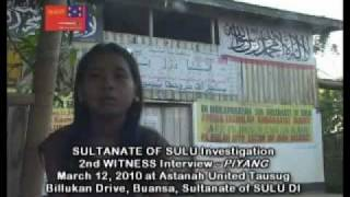 KAILU in United TAUSUG PEOPLE of the SULTANATE OF SULU Darul Islam - Part 8/9