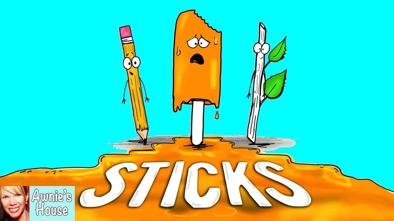 Download ☀️ Kids Book Read Aloud: STICKS by Diane Alber