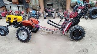Arjun Vs HMT Model Tractor Tochan
