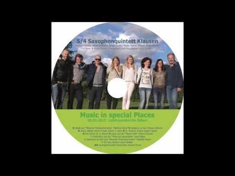 Gebet - 5/4 Saxophonquintett Klausen & friends