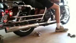Screamin Eagle Slip-Ons 64985-07A