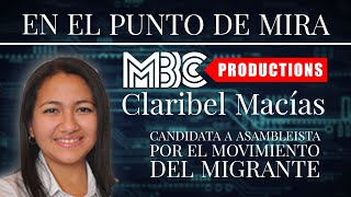 EN EL PUNTO DE MIRA CARIBELL MACÍAS