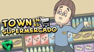 TOWN EN EL SUPERMERCADO ANIMACIÓN - iTownGamePlay