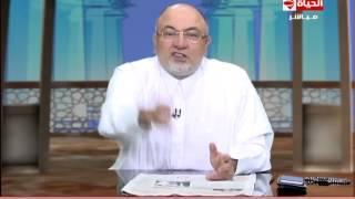 فيديو.. خالد الجندي: أقسم بالله الشيوخ بيسألوا السيدات أسئلة جنسية