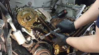 Ford 5.4L 3v Engine Timing Walkthrough